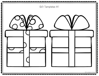 All I Want for Christmas {A Making Inferences, Interactive SCOOT Activity}