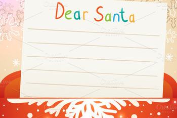 All I Want for Christmas Beginning, Middle, and End Writing