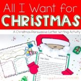 Santa Letter Writing Activity | Santa Craft | Santa Writing| Christmas Writing