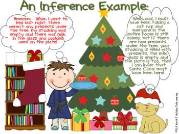 All I Want for Christmas is to Learn & Practice How to Inference