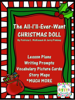 All I'll Ever Want Christmas Doll Reading Unit
