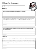 All I want for Christmas...graphic organizer for a persuas
