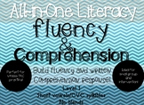 All-In-One Literacy: Fluency & Comprehension Level 1 Set 1