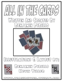 All In The Cards Activity eBook (Print Friendly)