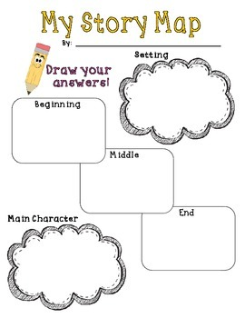 All-Inclusive Early Elementary Reading Response Packet Common Core Aligned