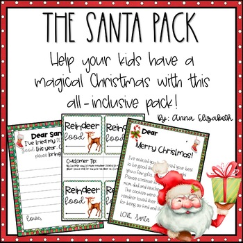 All Inclusive Santa Pack *FLASH FREEBIE*