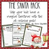 Santa Letter Pack