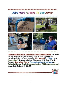 All Kids Need A Place To Call Home