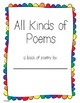 All Kinds of Poems {Haiku, Cinquain, Free Verse, Acrostic, Diamante, and more}