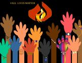 All Lives Matter - Hands Up