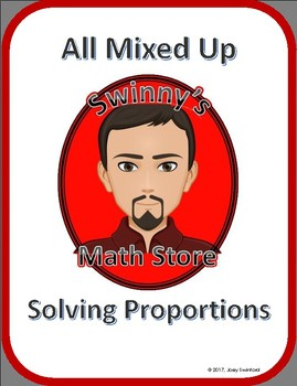 All Mixed Up: Solving Proportions