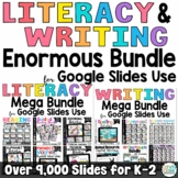 Digital Literacy Centers & Writing Activities for Google S