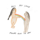 All My Love Pours Out To You