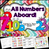All Numbers Aboard! 3rd Grade Place Value, Comparing & Ordering Numbers