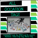All Occasion Tags