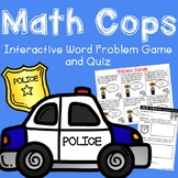 Word Problem Game and Quiz {All Operations}