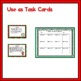 All Operations Christmas Word Problems Task Cards