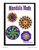 All Operations Decimal Mandala Large