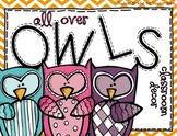 All Over Owls {Classroom Decor}
