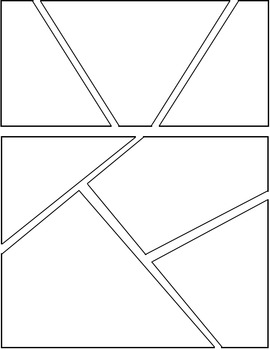 All-Purpose Comic Templates - Set 2