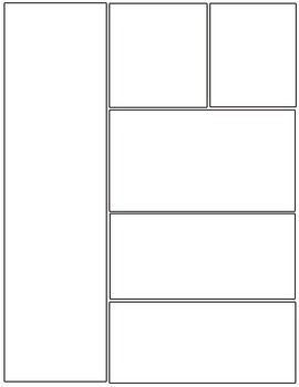 All-Purpose Comic Templates - Megapack!