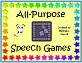 All Purpose Speech Games