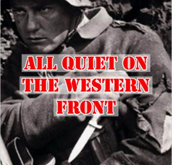 All Quiet On The Western Front Content Quiz