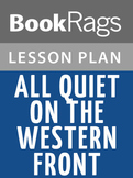 All Quiet on the Western Front Lesson Plans