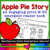 Apples : Rhyming Emergent Reader Book Makes Sight Words & Reading FUN!