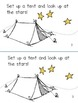 """Camping"" An Engaging, Rhyming, Emergent Reader Book Kids LOVE!"