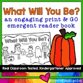 Halloween Rhyming Emergent Reader Book... great for sight word practice!