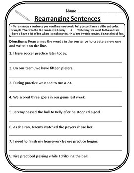 7Th Grade Language Arts Worksheets Printable Worksheets for all ...