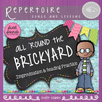 All Round the Brickyard {Low La Practice Pack}