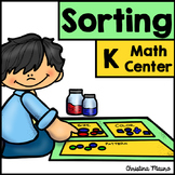 Math Sorting Center