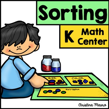 Math Sorting Center