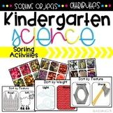 All SORTS of fun in Kinder