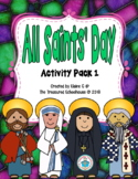 All Saints' Day Activity Pack