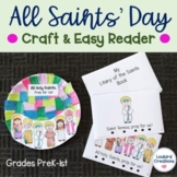 All Saints Day Litany of the Saints Easy Reader and Craft Project
