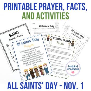 All Saints' Day Mini Unit