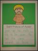 All Saints Writing Grades K - 2 {Heaven's Little Helper}