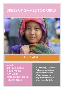 All Scarves - Dress-up Game for Girls