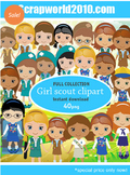 All Scout girl best set 40png -SALE%50