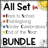 All Set! Seasonal Bundle