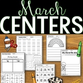 Easy Prep Centers MARCH