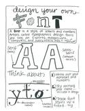 All Sketchbook Activities - Elements & Principles, Creatin