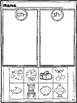 Kindergarten Digraph Sorts  (Sorting Worksheets and Sorting Mats)