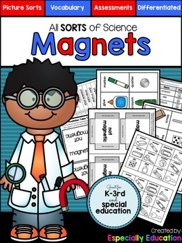 All Sorts of Science: Hands-On Magnets Activities
