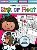 Sink Or Float Sort for Special Education