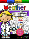 Weather Sort for Special Education