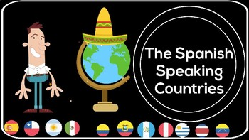 All Spanish speaking countries + Other Significant countries